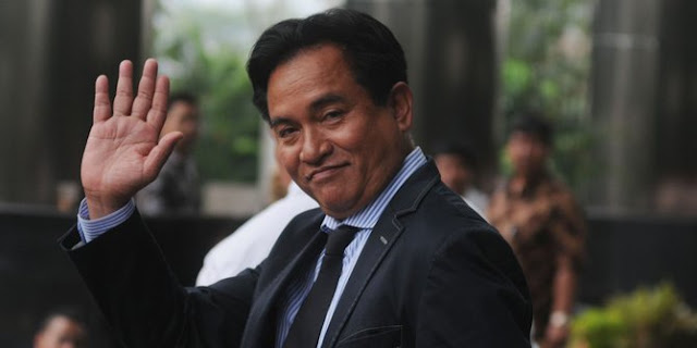 Terima Kasih, Prof Yusril Sudah Bela Posisi Jokowi