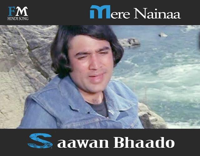 Mere-Nainaa-Saawan-Bhaado-Mehbooba-(1976)