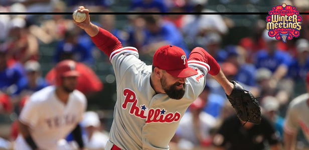 """Some """"upscale"""" options the Phillies may consider in free agency"""