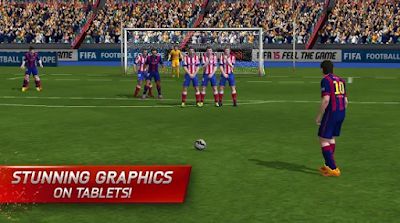 FIFA 15 Ultimate Team Apk Image