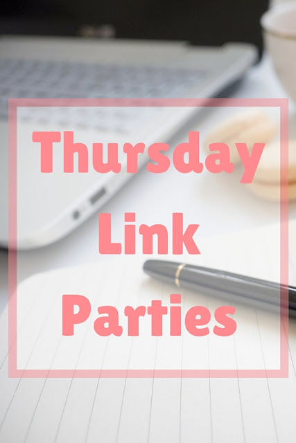 Thursday link parties