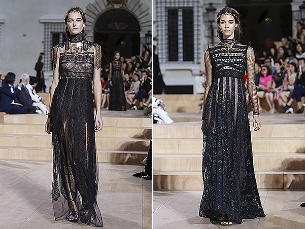 2015/07/10 Fashion Week in Paris: valentino 10