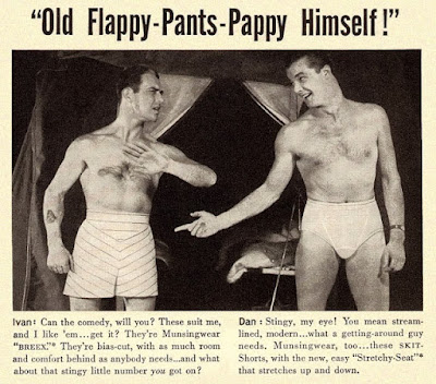 Old Flappy-Pants-Pappy Himself