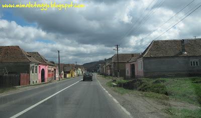 Carreteras rumanas
