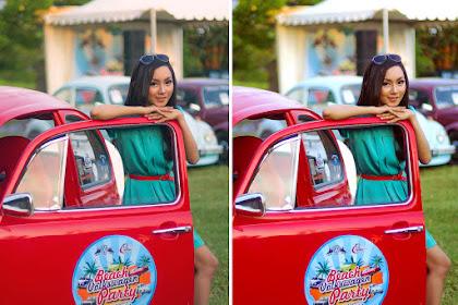 Cara Edit Foto dengan Curve di Photoshop untuk Mendapatkan Efek Film Klasik