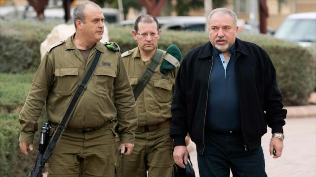Israel amenaza con atacar a Siria en caso de guerra con El Líbano