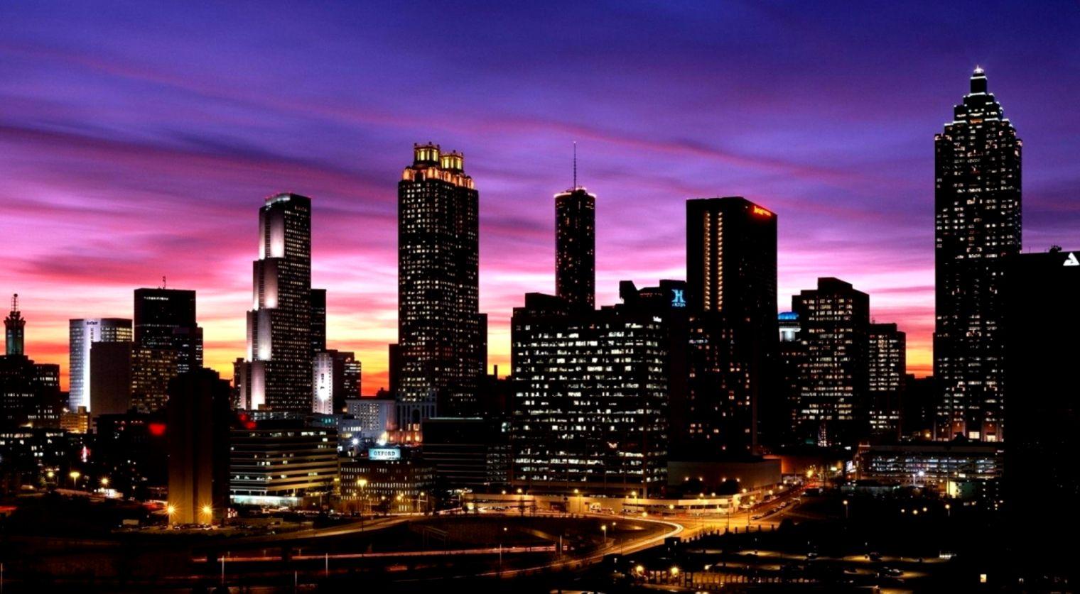 8000 Wallpaper Abstract City  Terbaik