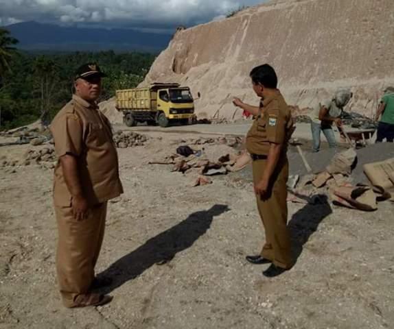 Masyarakat Sambut Baik Pembukaan dan Pengembangan Jalan Sungai Asam-Koto Mambang