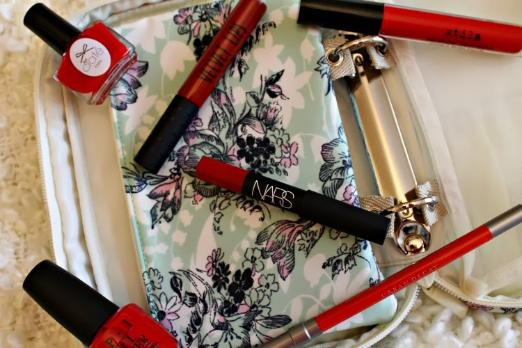 Nars Matte Lip Pencil in Cruella