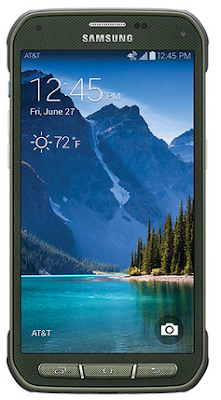 Samsung Galaxy S5 Active Android