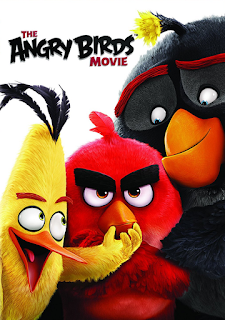 The Angry Birds Movie [2016] [DVD5] [Latino] [CINAVIA FREE]