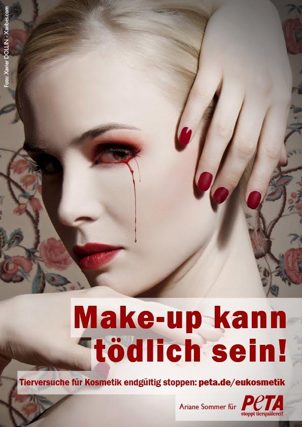 Tierversuche Kosmetik Liste