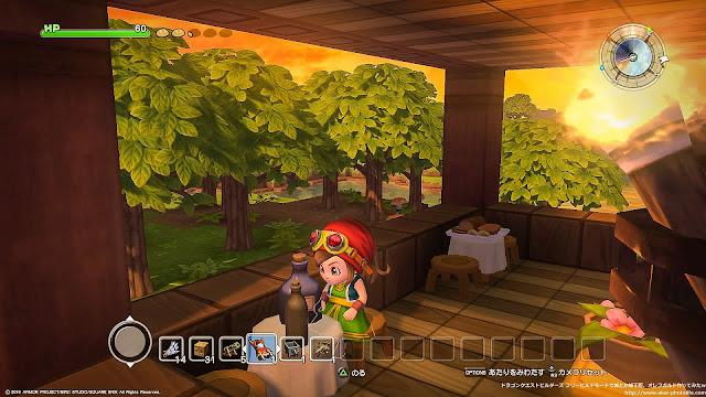dragonquest builders terrace