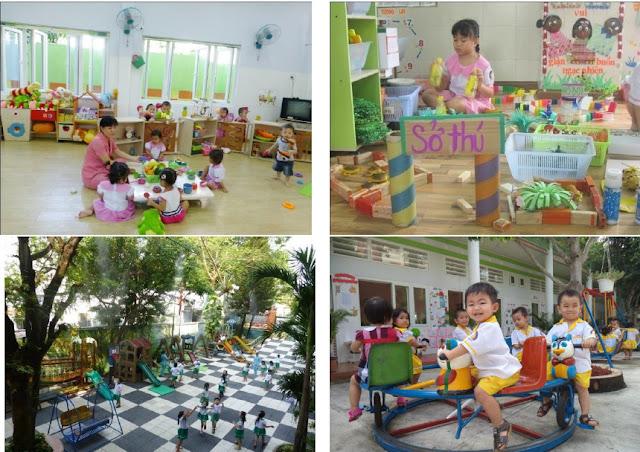 Chọn trường mầm non cho bé tại TPHCM 1