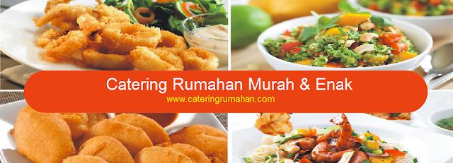 Catering murah dan enak Jakarta Timur