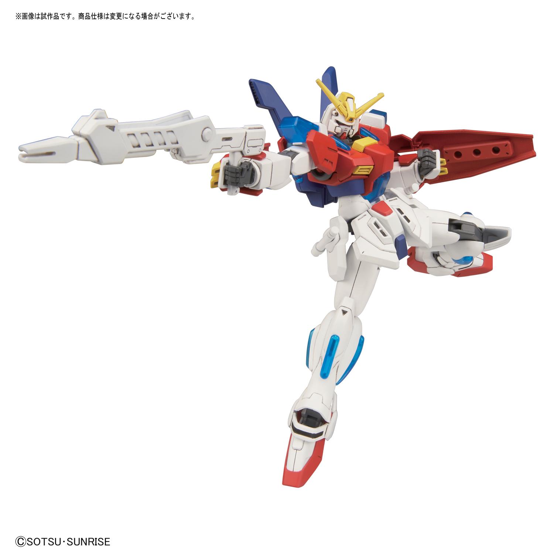 HGBF 1/144 Star Burning Gundam
