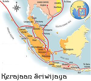 Sejarah : Sejarah Kerajaan Sriwijaya