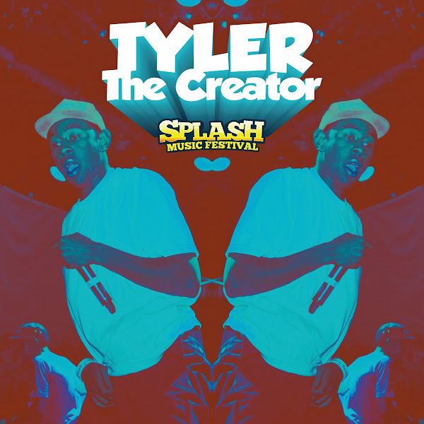Tyler, The Creator - Live At Splash! Cover