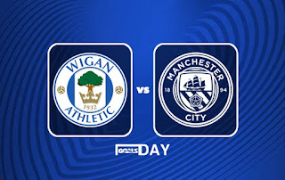 Wigan vs Manchester City – Highlights