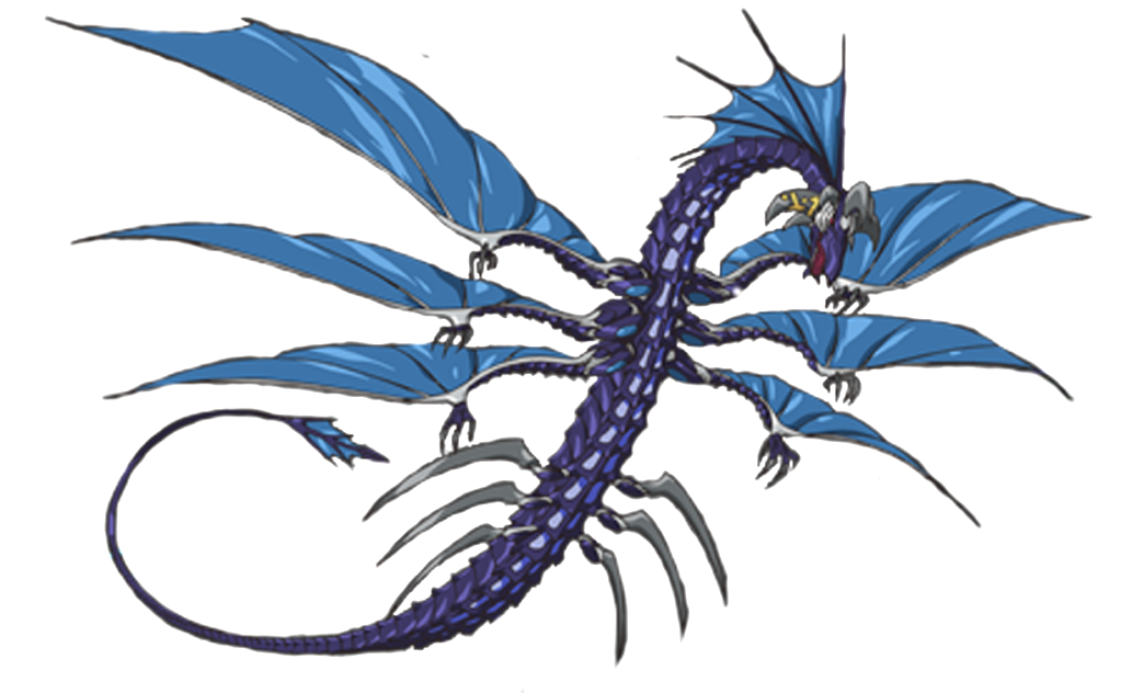 Number 17 Leviathan Dragon Pictures