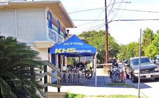 Houston Bicycle Company 404 Westheimer Rd Houston, TX 77006