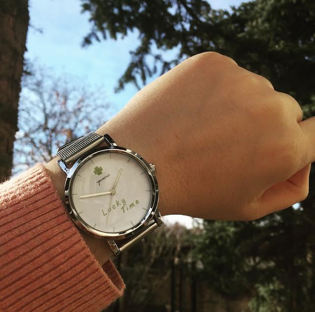 yenoo zegarki