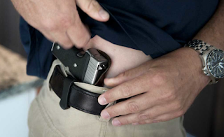 Concealed-Carry Permits Might Impact Battleground States