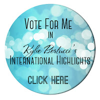 Jo's Stamping Spot - For Sara - Kylie's International Blog Highlights - Vote For Me!