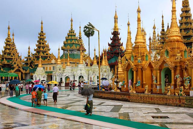 Visita Myanmar