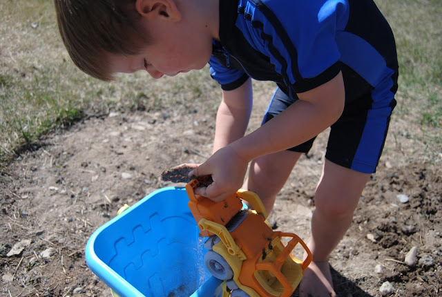 Mud Play for Kids