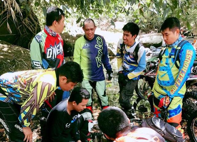 TITAC Mulai Persiapkan, Event Trail Adventure Selayar 2017