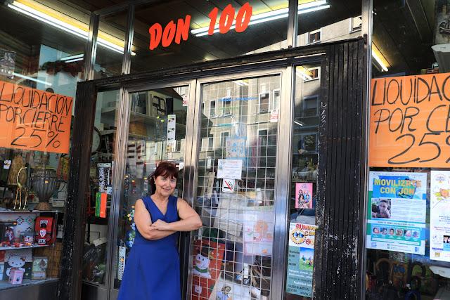 Maite López, a las puertas de Don Cien