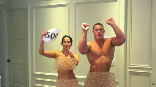 John cena and nikki bella sex video