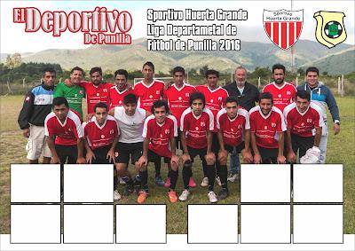 Este mes en la revista El Deportivo de Punilla