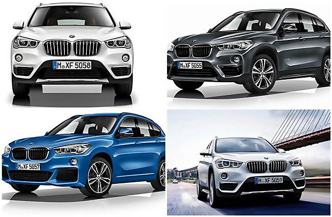 2016 BMW X1 Redesign