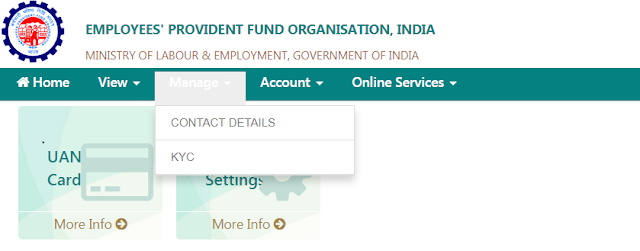 how to get kyc number online