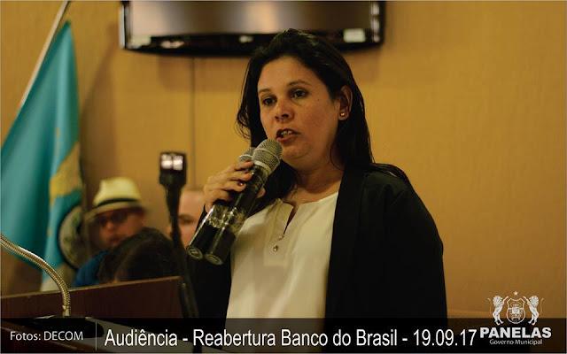 Joelma Campos - Prefeita de Panelas-PE