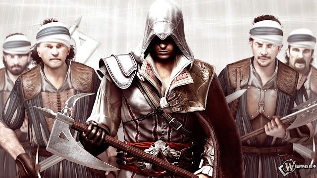 Assassins Creed банда