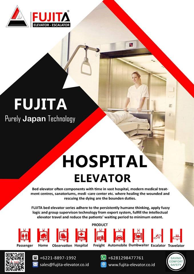 Daftar Harga Lift Harga Lift Rumah Sakit