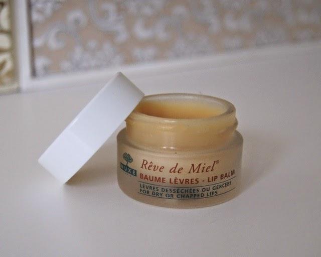Nuxe Reve De Miel Ultra-Nourishing Honey Lip Balm Review