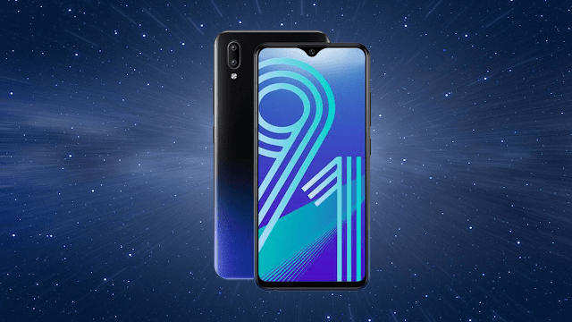 Vivo Y91 with Halo FullView Display, Full Specs, Features