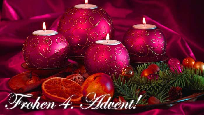 4 advent adventsbilder. Black Bedroom Furniture Sets. Home Design Ideas