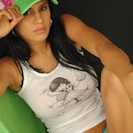 Andrea Rincon – Selena Spice – Cachetero Verde Foto 59