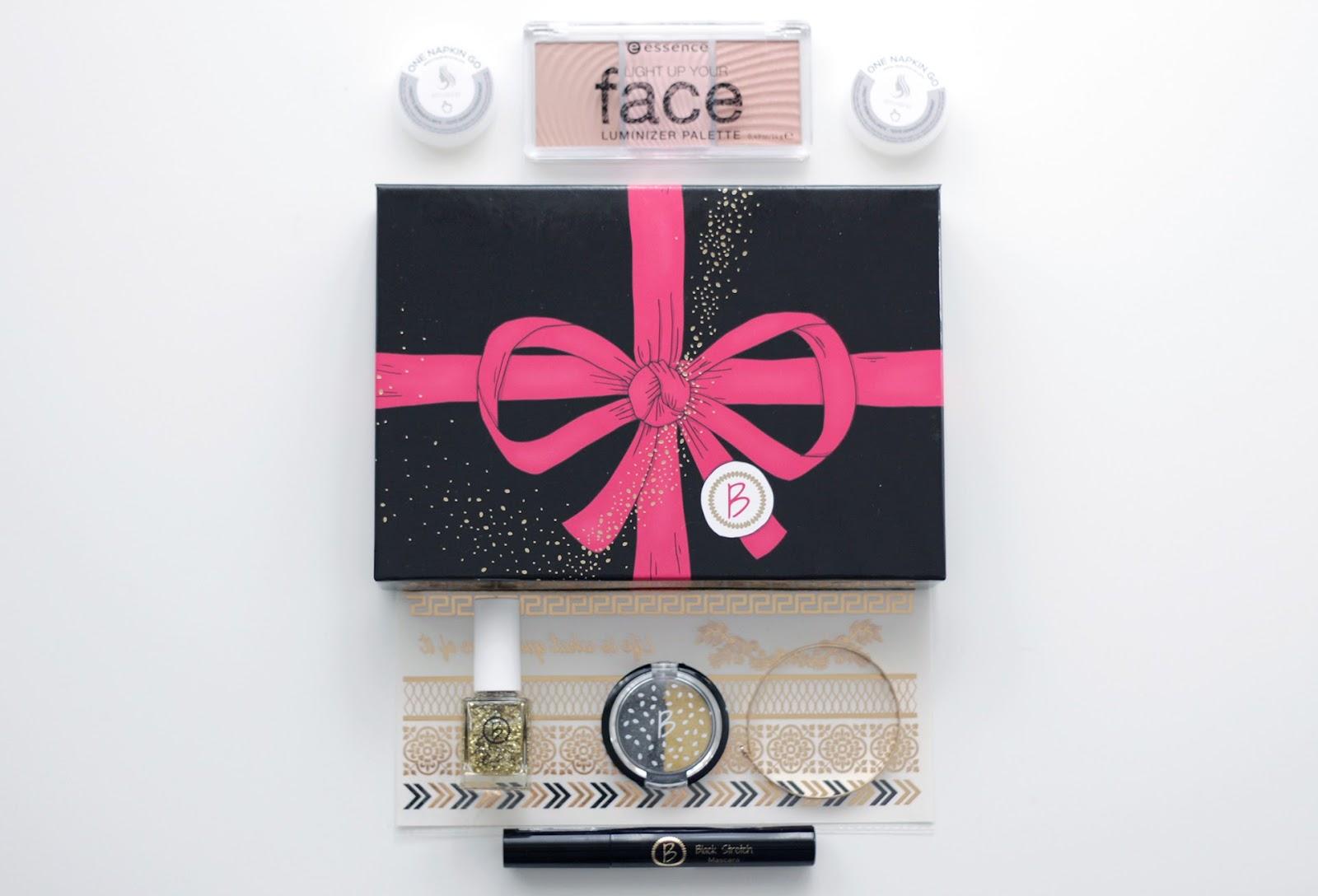 Il trucco perfetto per le feste: tutto il necessario nella Beautiful Box di Dicembre!