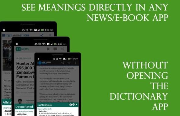Quick Dictionary v4.4 (Unlocked) APK Latest