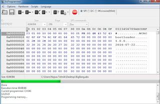 Jalankan Alat CH341A dengan AsProgremmer V1.4
