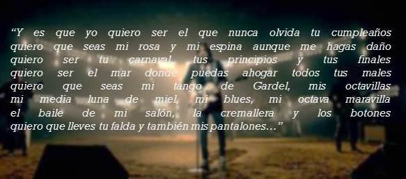 Melendi Presenta El Videoclip De Su Single Tu Jardin Con Enanitos