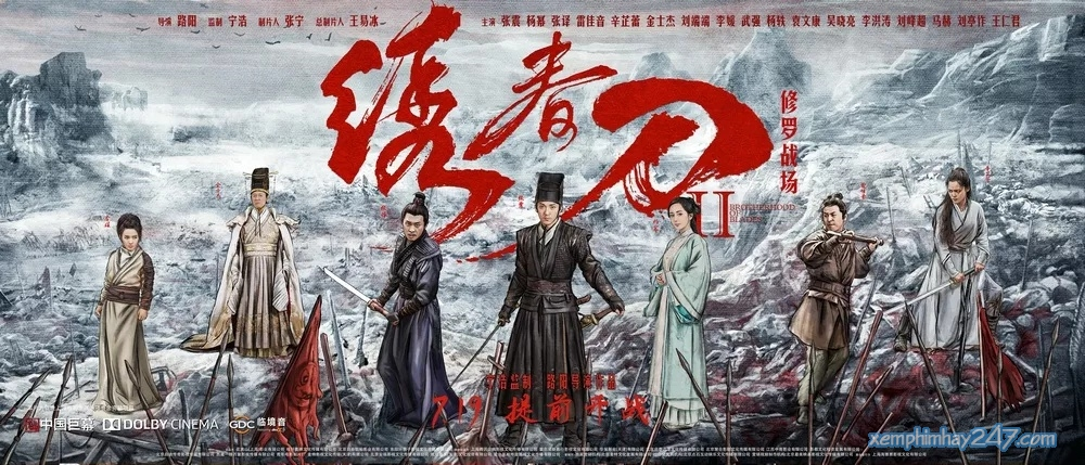 http://xemphimhay247.com - Xem phim hay 247 - Minh Triều Cẩm Y Vệ 2 (2017) - A Security Of The Ming Dynasty 2 (2017)