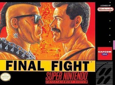Rom de Final Fight em Português - SNES - PT-BR