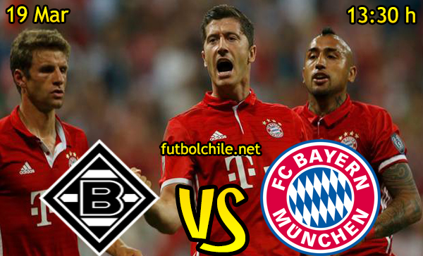Ver stream hd youtube facebook movil android ios iphone table ipad windows mac linux resultado en vivo, online: Borussia Mönchengladbach vs Bayern Munich
